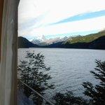otra vista desde la ventana de nuestro cuarto