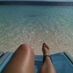 piscina playa artificial agua salada