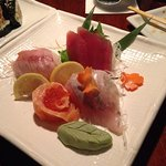 Subpar sashimi