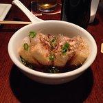 Agedashi tofu was the best dish