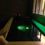 Floatation Pool in Stephanies Ocean Spa