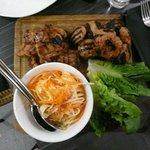 Bun Cha Pork