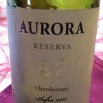 Vin blanc aurora réserve chardonnay Brasilia belle découverte