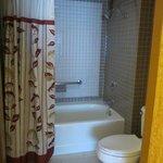 Bathroom in Room 404