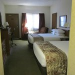 Room 537 (2QB Deluxe with Terrace Room)