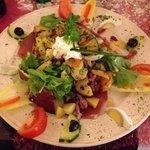 Salade Lorraine