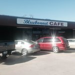 Bluebonnet Cafe