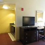 Hampton Inn & Suites Room #1009