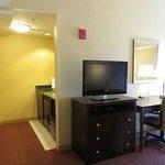 Hampton Inn & Suites Room #1009