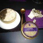 Caviar Baeri, Celeri y Buey de Mar