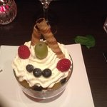 Another amazing dessert at Castello.