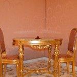 Столик в номере
