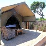 Woodbury Tented Camp, Amakhala Game Reserve Foto