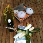 Huile de massage, un joli cadeau à faire ou à se faire ;)
