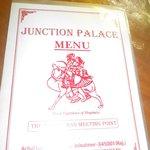 menu card.......