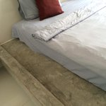 Very thin one layer bed sheet