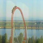 i speed roller coaster