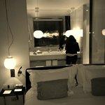 The room - elegant and stylish