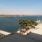 Balcony View, Side Nile View