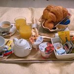 Super colazione...ogni richiesta viene soddisfatta