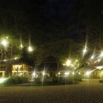 Acuaverde at night