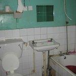 """dit is de """"badkamer"""""""