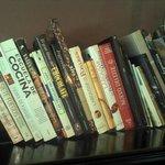 Libros de Cocina de Pie de Cuba