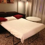 Cama sofa supletoria