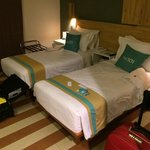 Superior Twin Share Room
