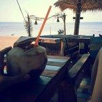 cocos fruitshake!