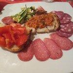 antipasto di carne san valentino