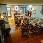 Grand Room Lake Ripley Lodge