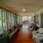 1200 Sq. Foot Grand Porch