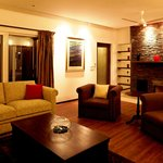 Aalia Villa - Living Room