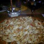 Larrabbiata Spaghetti Bolognese