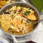 delicious seafood rice...