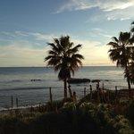 Laguna Beach is close by