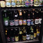 Biggest beer selection in town