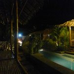 le resort by night