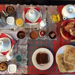 bumper riad breakfast