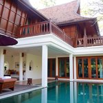 Grand Deluxe Villa with Pool