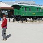 Estação de trem de Uyuni