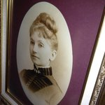 Marie Watkins Oliver....created the Missouri State flag in the home in 1908.  It was adopted on