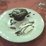 Tortino di cioccolato al peperoncino