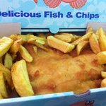 Delicious Fish & Chips Takeway