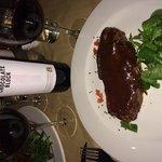 Steak and Chocolate Block