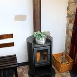 Wood burning stove