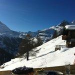 Wonderful views on the Matterhorn