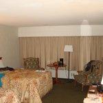 Huge comfy room
