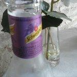 tonica de azahar